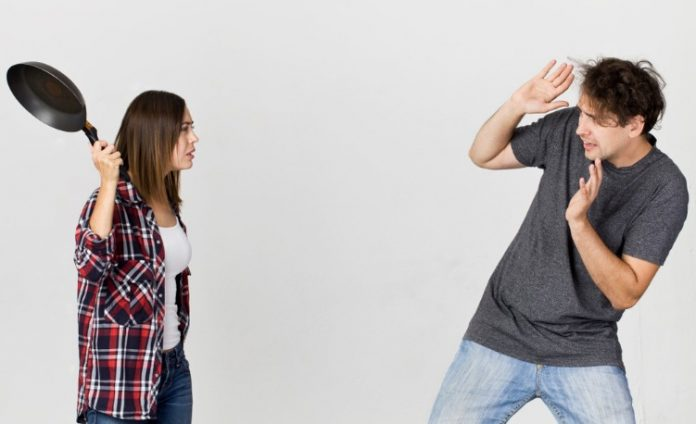 10 things cheaters say when confronted